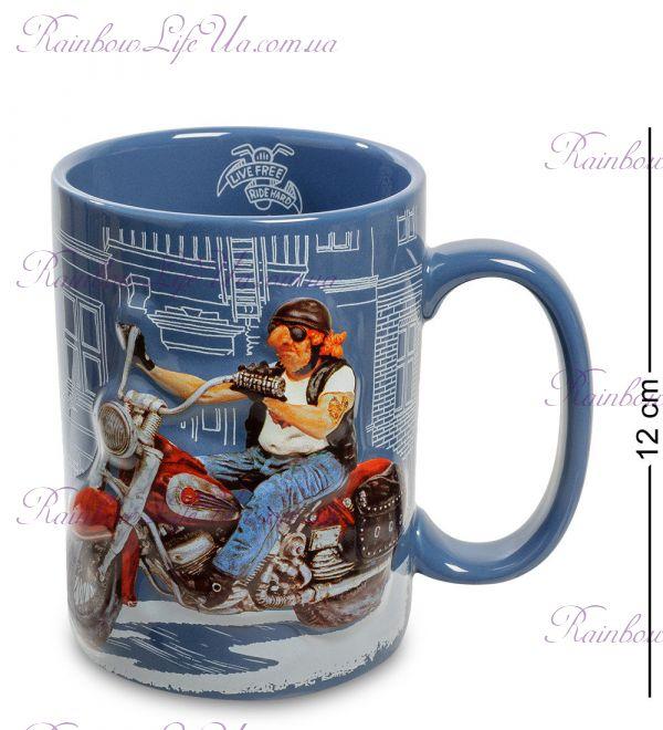 """Чашка байкер """"Mug The Motorbike. Forchino"""""""