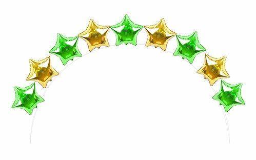 Арка из звезд