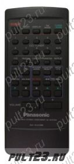 PANASONIC RAK-RX309WM, RX-DT680