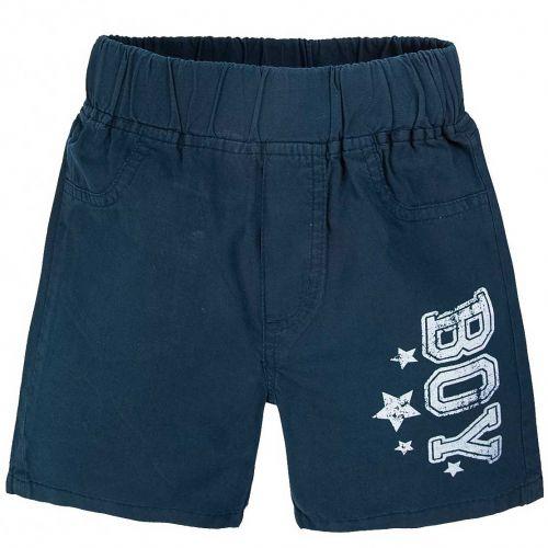 Шорты для мальчика 2-5 лет BK837SH темно-синий