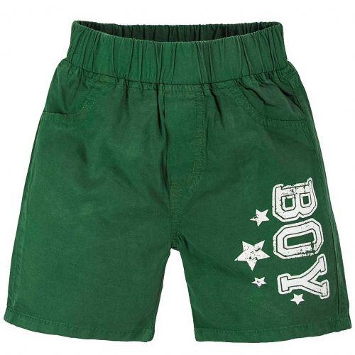 Шорты для мальчика 2-5 лет BK837SH зеленый