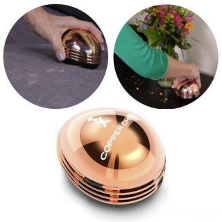 Ручной мощный мини-пылесос Copper Chef Crumby Mini Vacuum