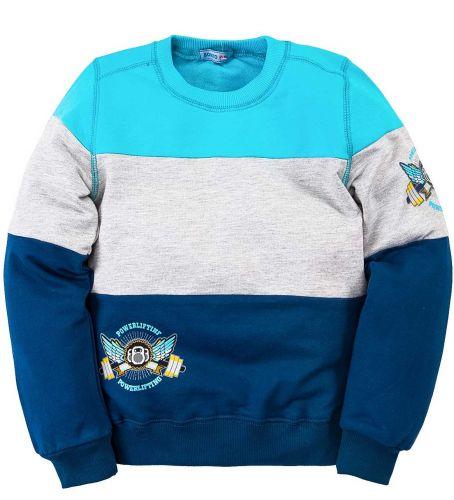 Джемпер для мальчика 7-11 лет Bonito BK910K синий