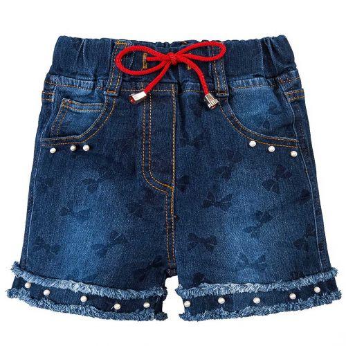 Джинсовые шорты для девочек 2-5 лет Bonito Jeans OP658
