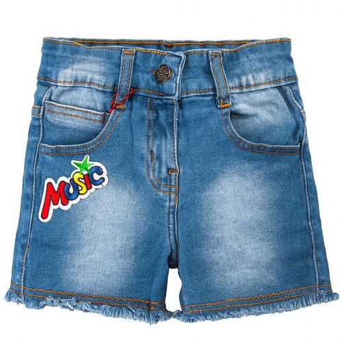 Джинсовые шорты для девочек 3-7 лет Bonito Jeans OP682