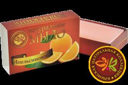 """Натуральное мыло """"Апельсиновое"""" 75г"""