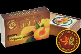 """Натуральное мыло """"Абрикосовое"""" 75г"""