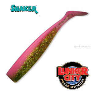 Мягкие приманки Lunker City Shaker 3,25'' 81 мм / упаковка 10 шт / цвет:164