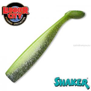 Мягкие приманки Lunker City Shaker 4,5'' 110,25 мм / упаковка 8 шт / цвет: 086