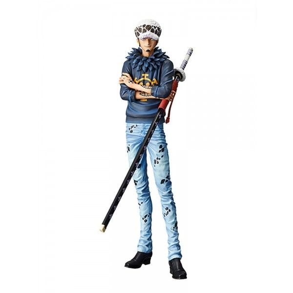Аниме фигурка One Piece - Grandista The Grandline Men Trafalgar Law Трафальгар Ло