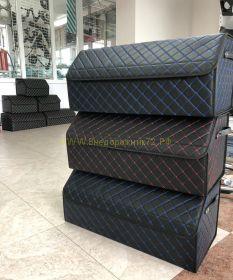 Органайзер бокс из Экокожи в багажник для Toyota / Lexus