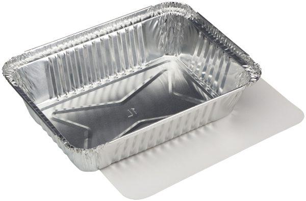 Форма алюминиевая для запекания 10 шт 859053