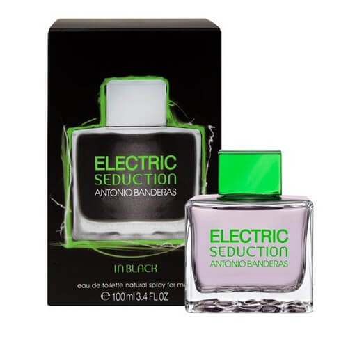 Antonio Banderas Туалетная вода Electric Seduction In Black for men, 100 ml (Man)