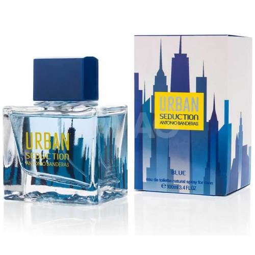Antonio Banderas Туалетная вода Urban Seduction Blue, 100 ml (Man)