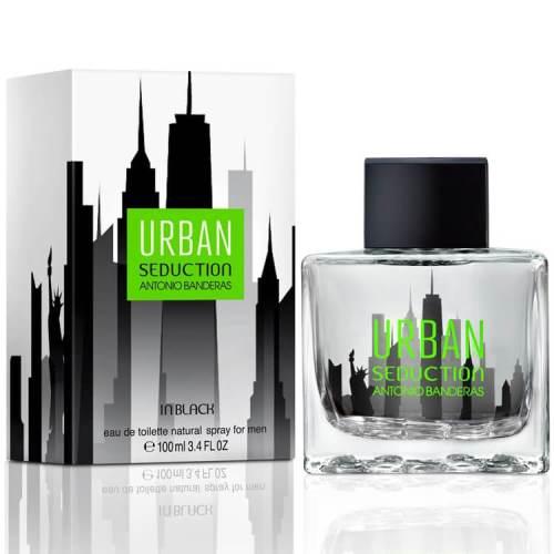 Antonio Banderas Туалетная вода Urban Seduction in Black, 100 ml (Man)