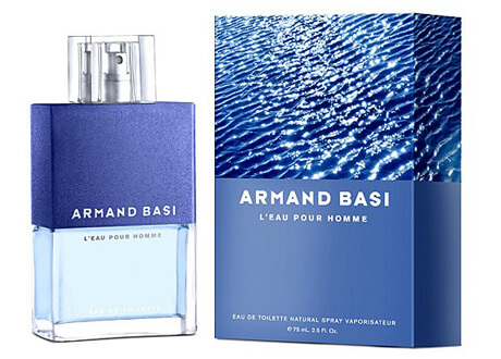 Armand Basi Туалетная вода L'Eau Pour Homme, 75 ml (Man)