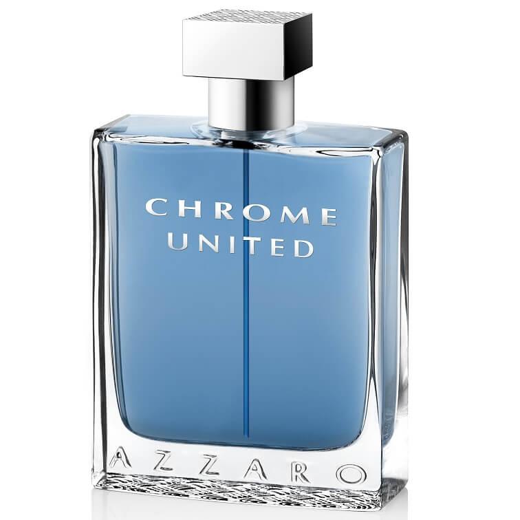 Azzaro Туалетная вода Chrome United, 100 ml (Man)