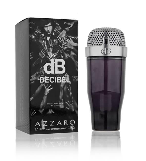 Azzaro Туалетная вода dB DECIBEL, 100 ml (Man)