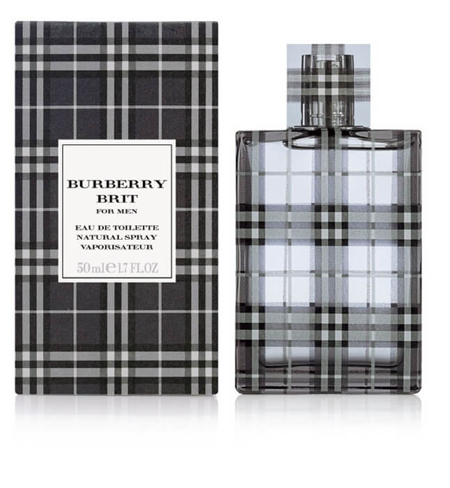 Burberry Туалетная вода Brit For Men, 100 ml (Man)