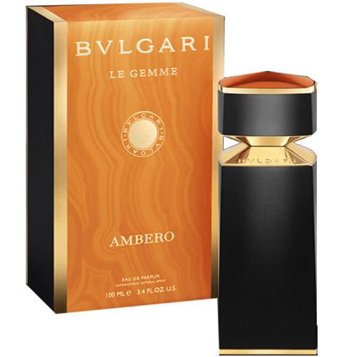 Bvlgari Парфюмерная вода Ambero, 100 ml (Man)