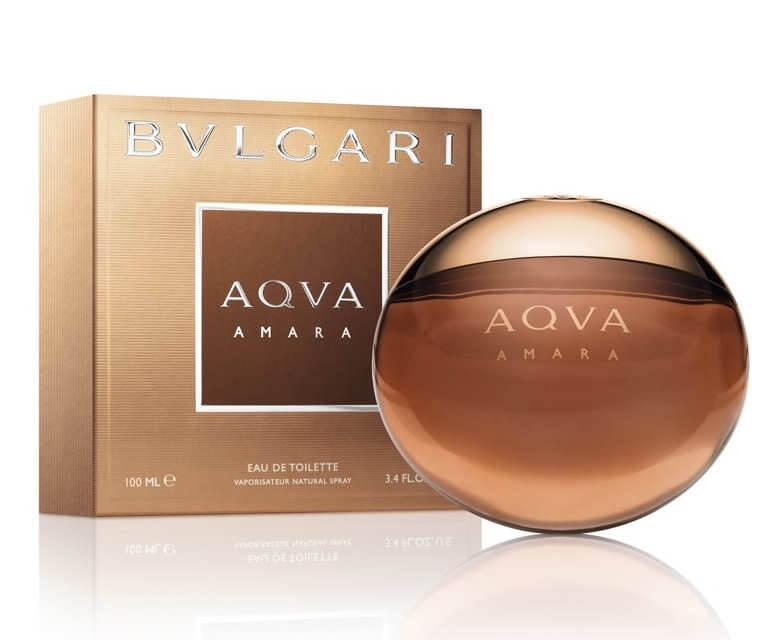Bvlgari Туалетная вода Aqva Amara, 100 ml (Man)