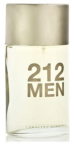 Carolina Herrera Туалетная вода 212 Men, 100 ml (Man)