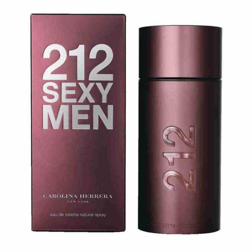 Carolina Herrera Туалетная вода 212 Sexy Men, 100 ml (Man)