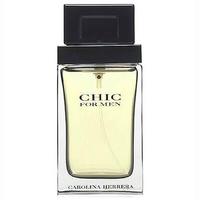 Carolina Herrera Туалетная вода Chic For Men, 100 ml (Man)