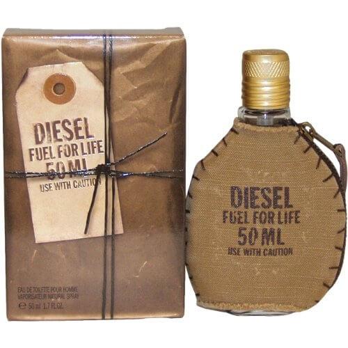 Diesel Туалетная вода Fuel for Life Homme, 75 ml (Man)