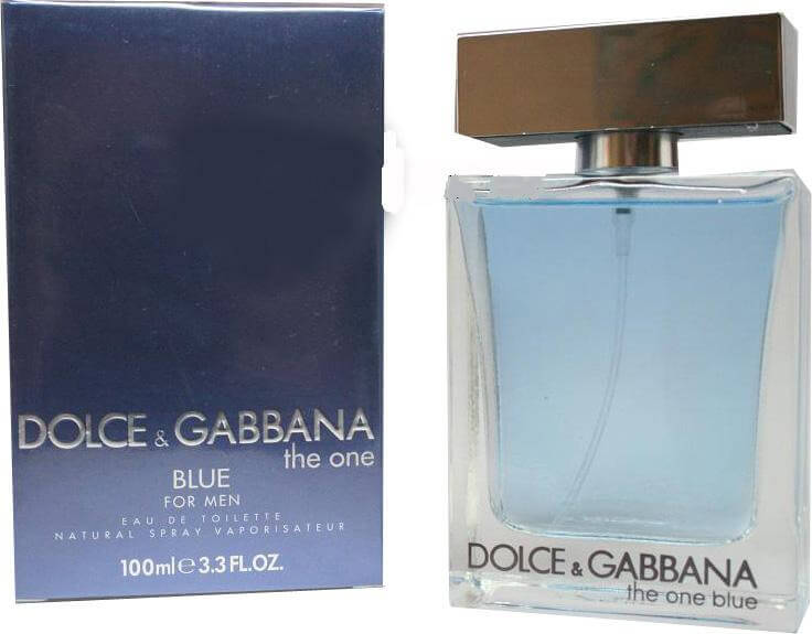Dolce and Gabbana Туалетная вода The One For Men Blue, 100 ml (Man)