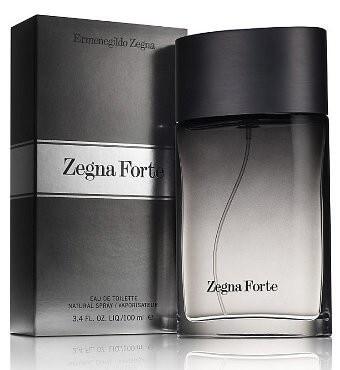 Ermenegildo Zegna Туалетная вода Zegna Forte, 100 ml (Man)