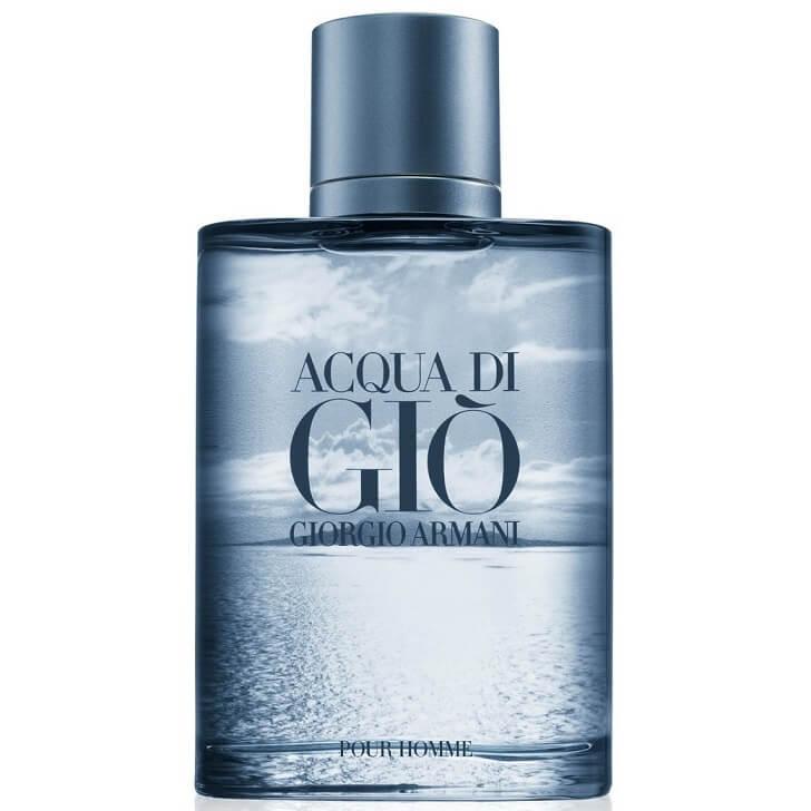 Giorgio Armani Туалетная вода Acqua di Gio Blue Edition Pour Homme, 100 ml (Man)