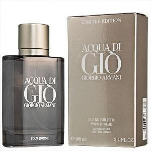 Giorgio Armani Туалетная вода Acqua di Gio Men Limited Edition, 100 ml (Man)
