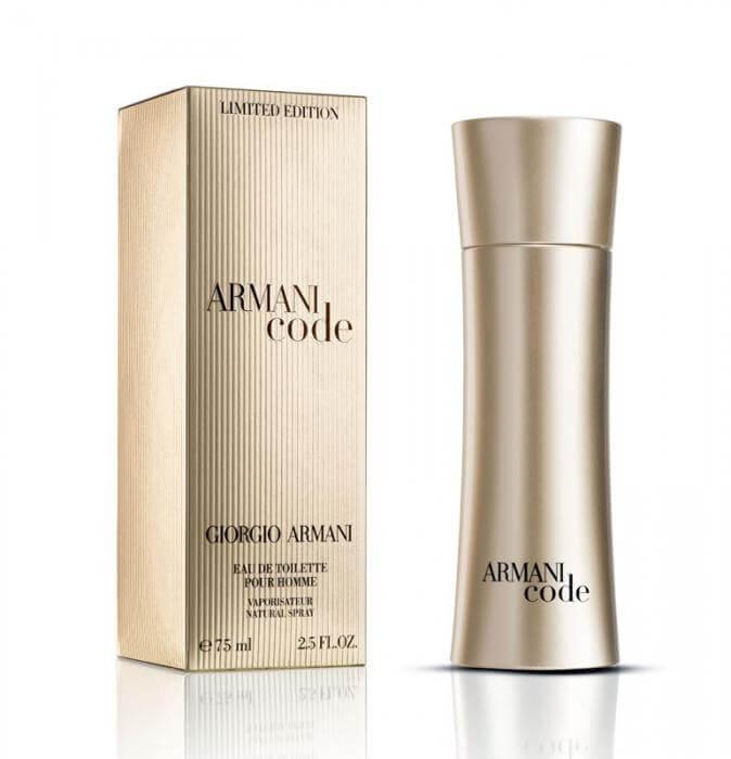 Giorgio Armani Туалетная вода Armani Code Golden Edition, 100 ml (Man)