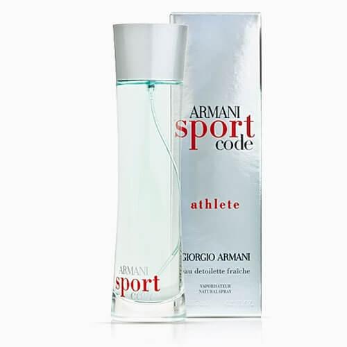 Giorgio Armani Туалетная вода Armani Code Sport Athlete, 100 ml (Man)