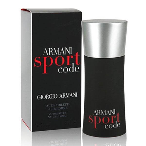 Giorgio Armani Туалетная вода Armani Code Sport, 100 ml (Man)