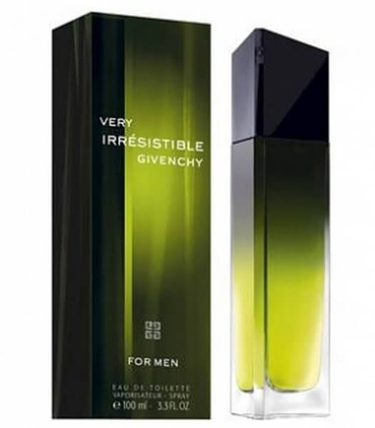 Givenchy Туалетная вода Very Irresistible For Men, 100 ml (Man)