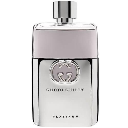 Gucci Туалетная вода Guilty Pour Homme Platinum, 90 ml (Man)