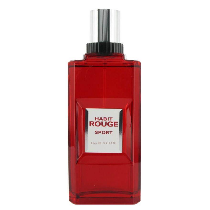 Guerlain Туалетная вода Habit Rouge Sport, 100 ml (Man)