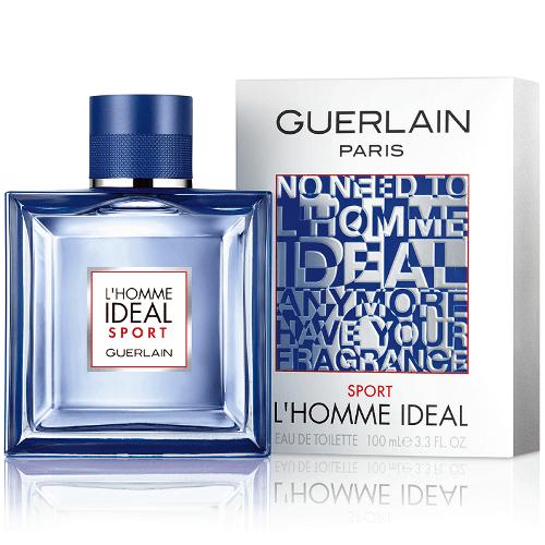Guerlain Туалетная вода L'Homme Ideal Sport, 100 ml (Man)