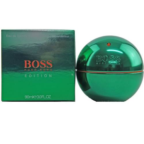 Hugo Boss Туалетная вода Boss In Motion Green Edition, 90 ml (Man)