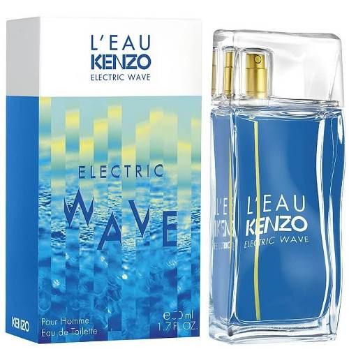 Kenzo Туалетная вода L'Eau par Kenzo Electric Wave pour Homme, 100 ml (Man)