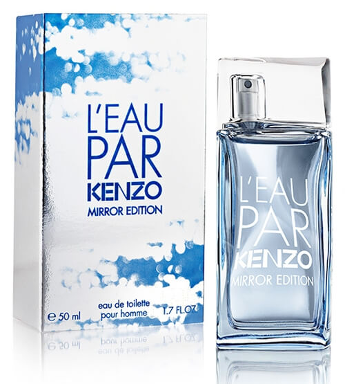 Kenzo Туалетная вода L'Eau par Kenzo Mirror Edition for Homme, 100 ml (Man)