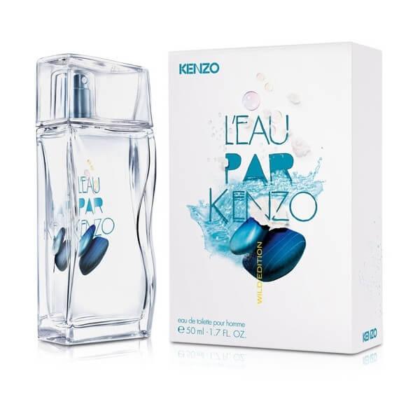 Kenzo Туалетная вода L'Eau Par Kenzo Wild Pour Homme, 100 ml (Man)
