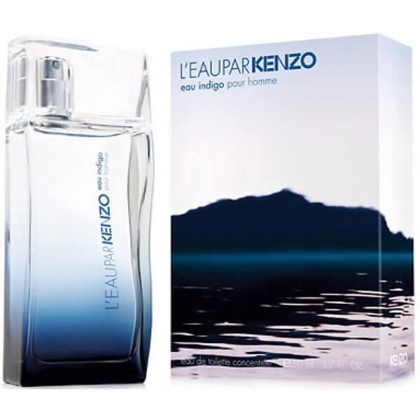Kenzo Туалетная вода L'Eau Par Eau Indigo Pour Homme, 100 ml (Man)