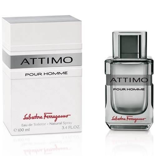 Salvatore Ferragamo Туалетная вода Attimo Pour Homme, 100 ml (Man)