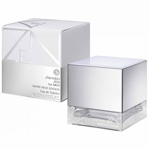 Shiseido Туалетная вода Zen for Men White Heat Edition, 50 ml (Man)