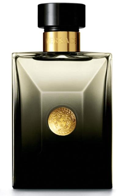Versace Парфюмерная вода Pour Homme Oud Noir, 100 ml (Man)