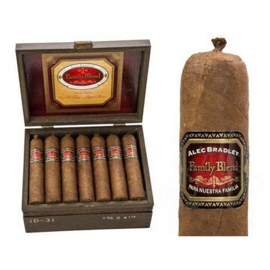 Сигары Alec Bradley Family Blend D3 (20)