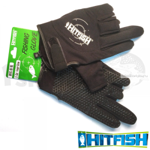 Перчатки рыболовные Hitfish Glove 07 #XL